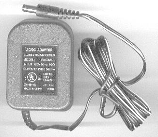 12V wall plug PS