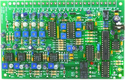 ATVC4+ controller