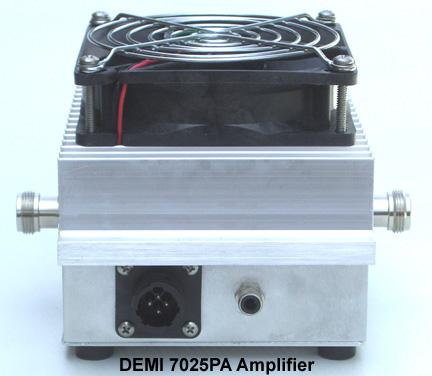 7025PA Amplifier