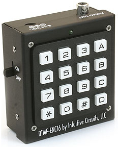 ENC-16 board