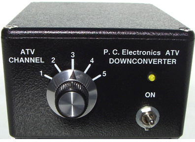 TVC-4G downconverter