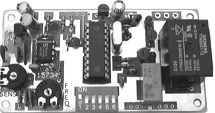 VOR-3 board