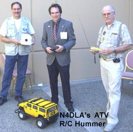 R/C ATV