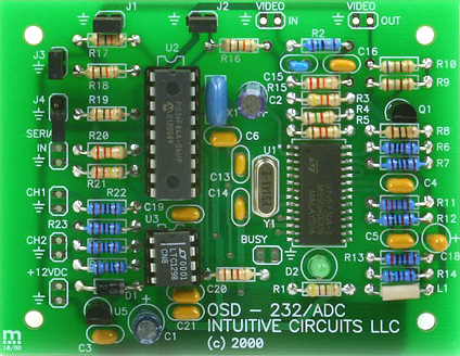 OSD-SSM board